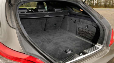 Mercedes CLS 250 CDI Shooting Brake boot