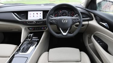 Vauxhall Insignia Sports Tourer Elite Nav - dash
