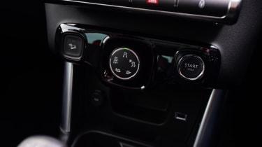 Citroen C3 Aircross - front dials