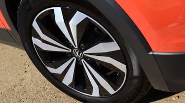 Volkswagen T-Cross Black Edition - wheel