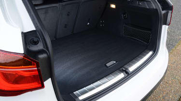 Used BMW X1 Mk2 - boot side