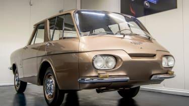Crazy classic Renault