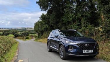 Hyundai Santa Fe - fourth report front static