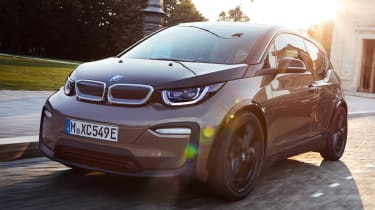 BMW i3 120Ah - front tracking