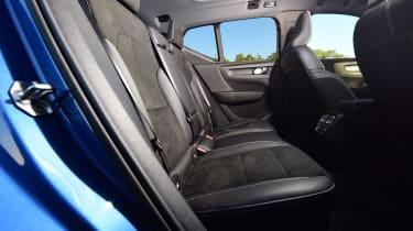 Volvo XC40 - rear seats