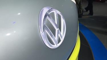 Volkswagen I.D. Buzz - show badge