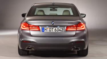BMW 5 Series - studio full rear