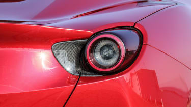 Ferrari Portofino - tail light