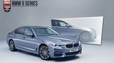 BMW 5 Series - 2019 Executive Car of the Year