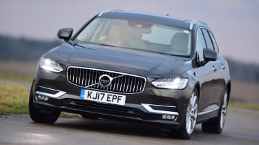 Volvo V90 used guide - front