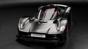 Aston Martin Valkyrie Ultimate - front