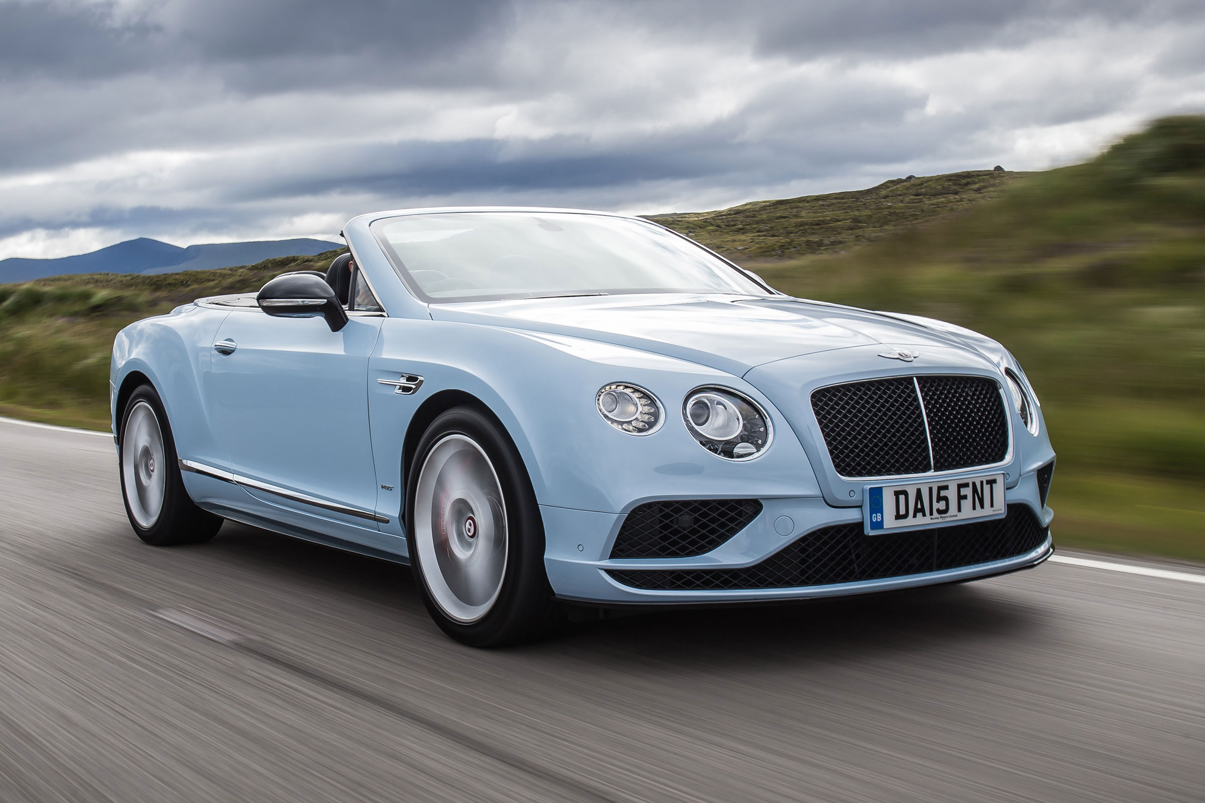 Bentley Continental Gt V8 S Convertible Review Auto Express