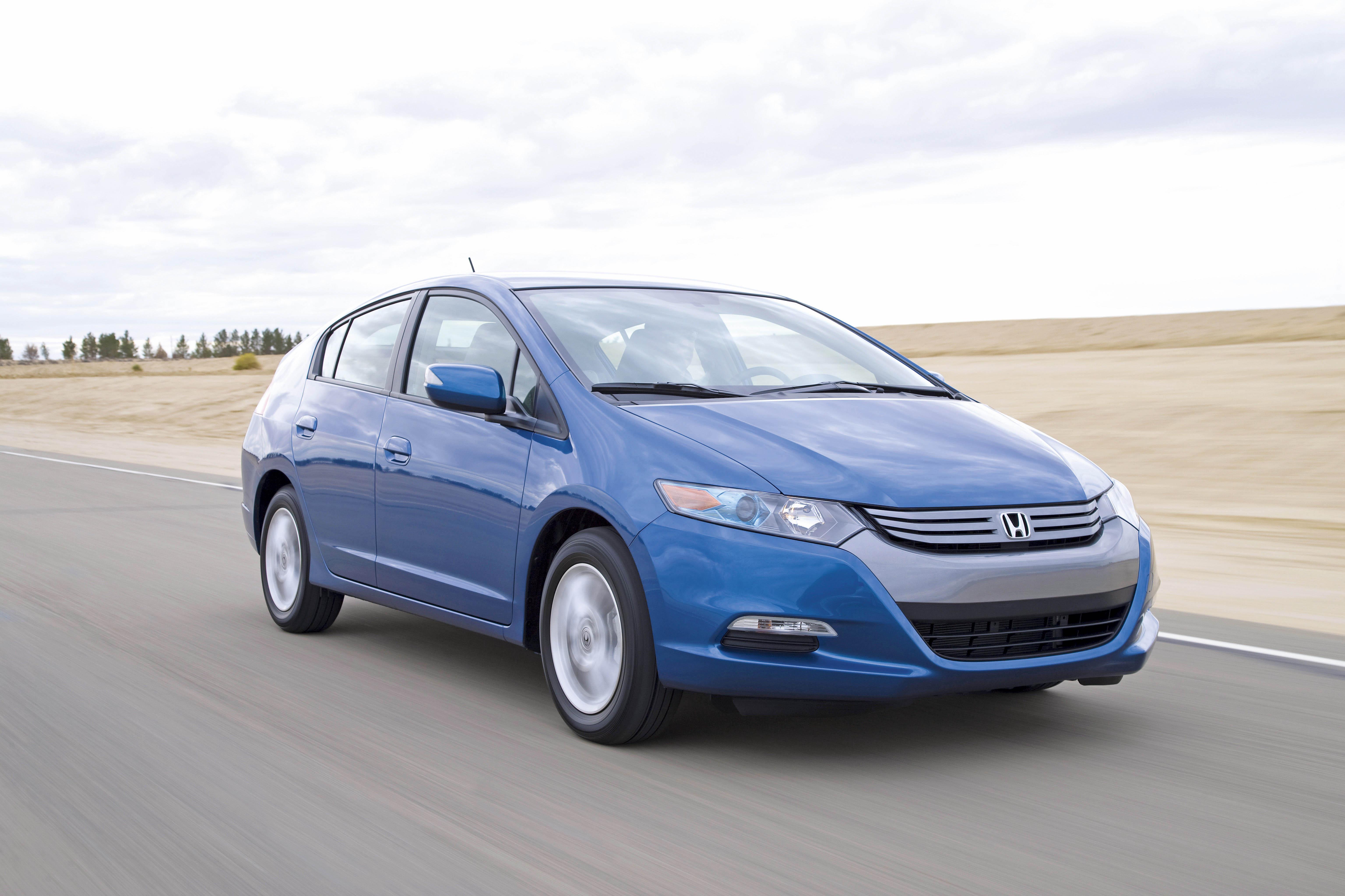 Honda Insight | Auto Express