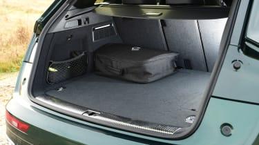 Audi Q5 PHEV long-termer - first report boot