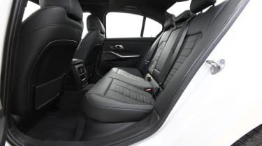 BMW 3 Series - rear seats