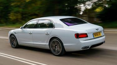Bentley Flying Spur V8 S - rear action