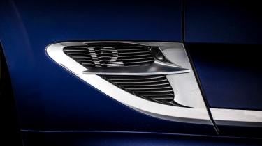 Bentley Continental GT Speed convertible - vent