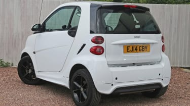 Used Smart ForTwo - rear