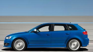 Audi S3 Sportback profile