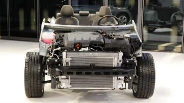 VW MQB front