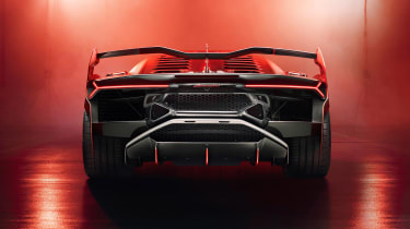 Lamborghini SC18 - full rear