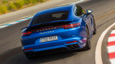 Porsche Panamera Turbo S E Hybrid - rear