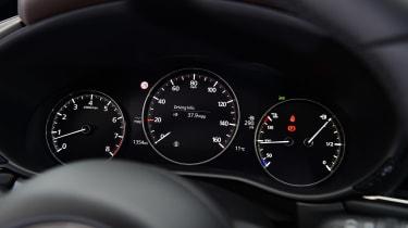 Mazda CX-30 - dials