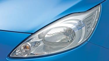 Ford Ka headlights