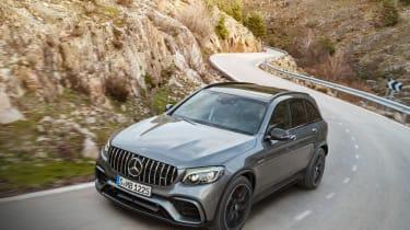 Mercedes-AMG GLC 63  high