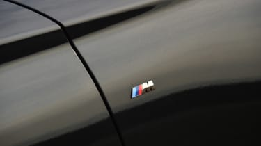 BMW M240i long term first report - M badge