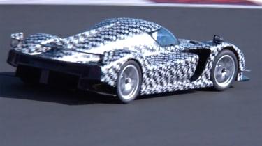 Toyota GR Super Sport - video teaser