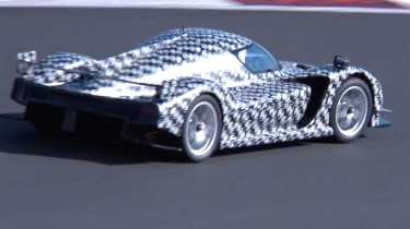 Toyota GR Super Sport - video teaser