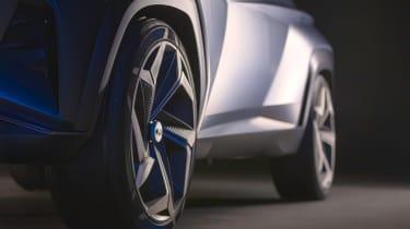 Hyundai Vision T - wheels