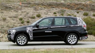 BMW X5 eDrive side