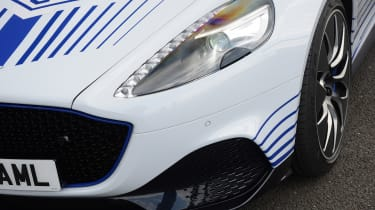 Aston Martin Rapide E - front light