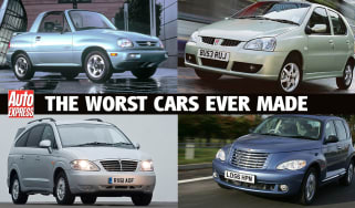 The worst cars ever made
