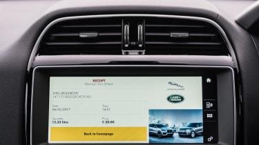 Jaguar shell fuel app