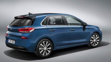 Hyundai i30 2017 - rear studio