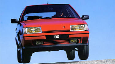 Citroen BX 16v