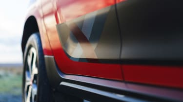 Dacia Duster Techroad - side detail