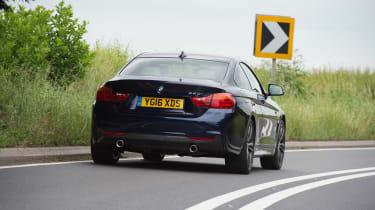 BMW 440i M Sport - rear