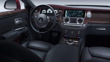 Rolls-Royce Ghost interior - Footballers' cars