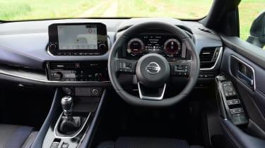Nissan Qashqai - interior
