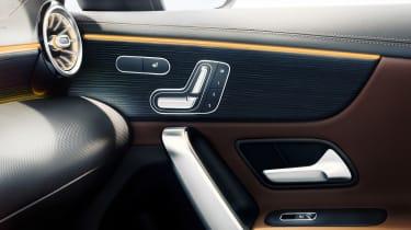 Mercedes A-Class 2018 interior