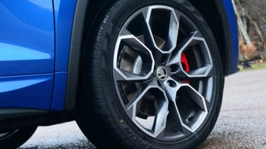 skoda kodiaq vrs alloy wheel