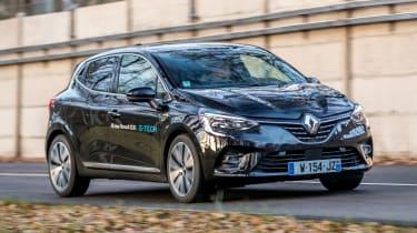 Renault Clio E-Tech - front
