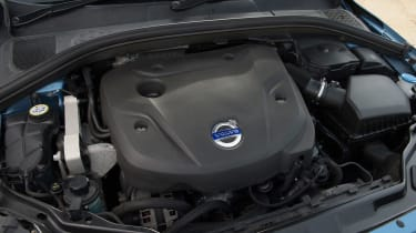 Used Volvo XC60 - engine