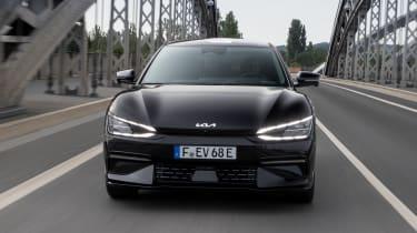 New Kia EV6 2021 review - front
