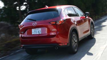 New Mazda CX-5 - rear