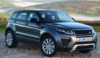 Range Rover Evoque facelift Mk1 - front